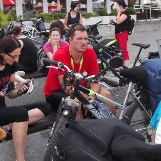 Wycieczka rowerowa na Hel